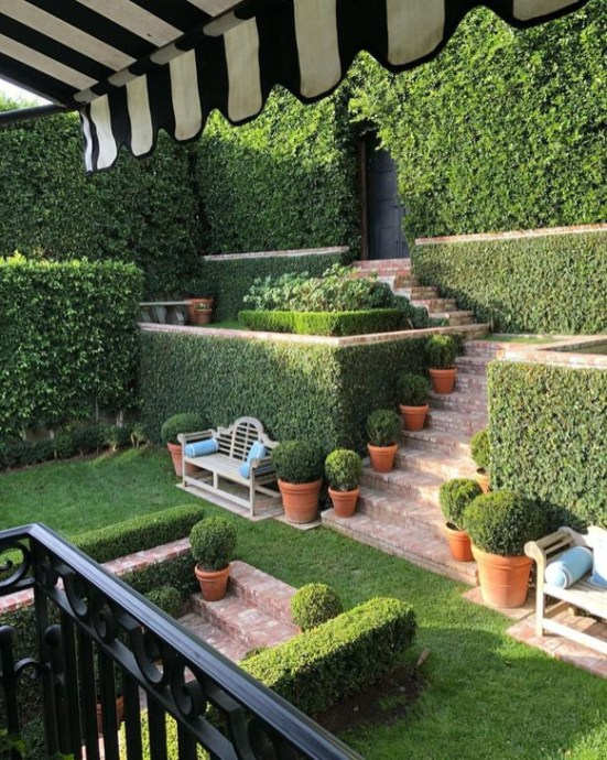 Inspiring Backyard Landscaping Ideas For Your Home 42