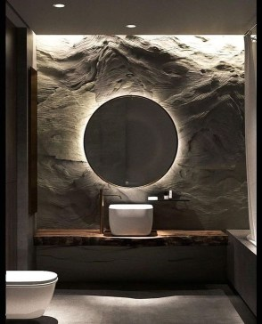 Luxurious Bathroom Mirror Design Ideas For Bathroom 35