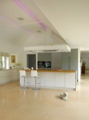 Magnificient Open Plan Kitchen With Feature Island Ideas 04
