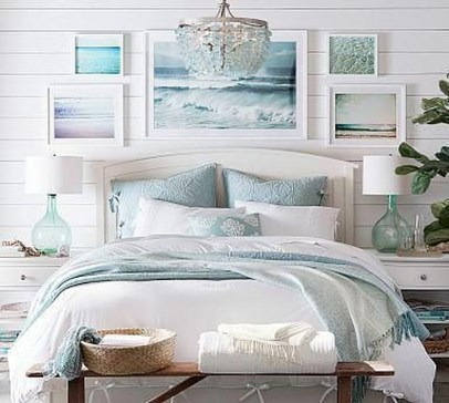 Outstanding Beach Decoration Ideas For Bedroom 24