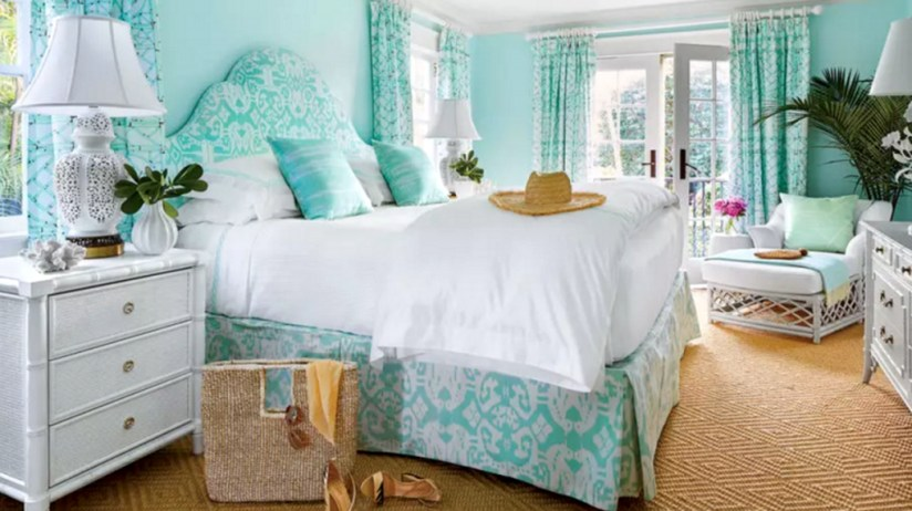 Outstanding Beach Decoration Ideas For Bedroom 42