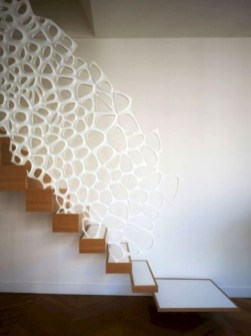 Perfect Glass Staircase Design Ideas 43
