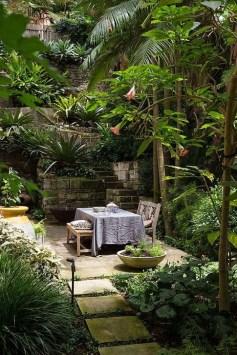 Romantic Backyard Garden Ideas You Should Try 35