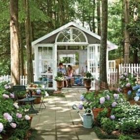 Romantic Backyard Garden Ideas You Should Try 38
