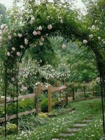 Romantic Backyard Garden Ideas You Should Try 46
