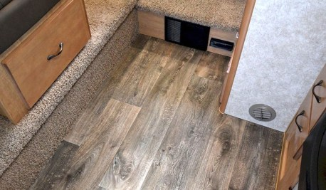 Rustic Wooden Flooring Ideas For The New House 03