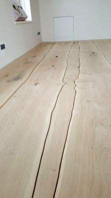 Rustic Wooden Flooring Ideas For The New House 12