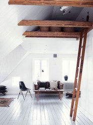 Rustic Wooden Flooring Ideas For The New House 15