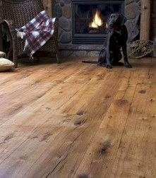 Rustic Wooden Flooring Ideas For The New House 22