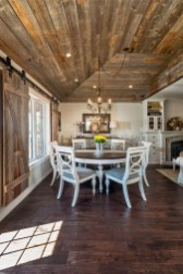 Rustic Wooden Flooring Ideas For The New House 23