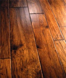 Rustic Wooden Flooring Ideas For The New House 34