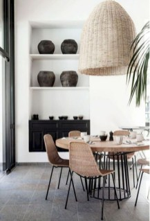 Simple Dining Room Design Ideas For Small Space 41