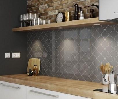 Stunning Dark Grey Kitchen Design Ideas 21