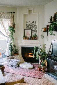 Totally Inspiring Bohemian Apartment Decor On A Budget 22