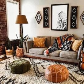 Totally Inspiring Bohemian Apartment Decor On A Budget 31