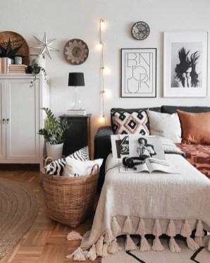 Totally Inspiring Bohemian Apartment Decor On A Budget 45
