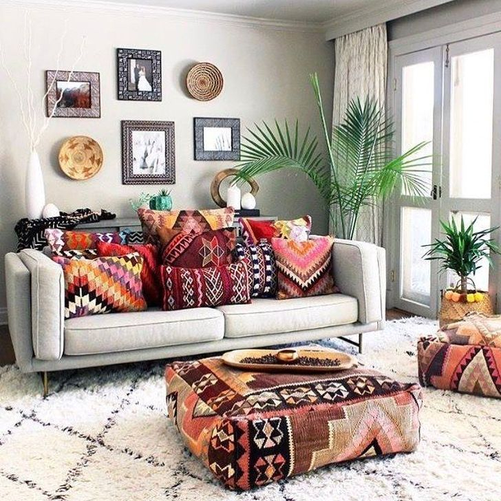 Totally Inspiring Bohemian Apartment Decor On A Budget 54