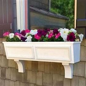 Wonderful Window Box Planters Yo Beautify Up Your Home 15