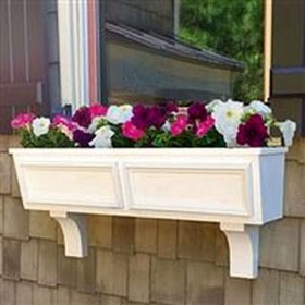 Wonderful Window Box Planters Yo Beautify Up Your Home 15