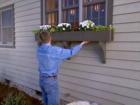 Wonderful Window Box Planters Yo Beautify Up Your Home 41