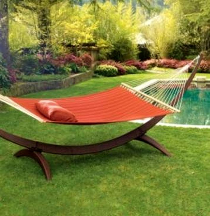 Affordable Backyard Hammock Decor Ideas For Summer Vibes 07