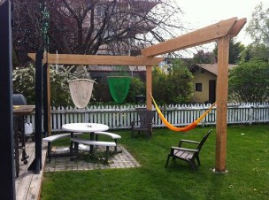 Affordable Backyard Hammock Decor Ideas For Summer Vibes 25