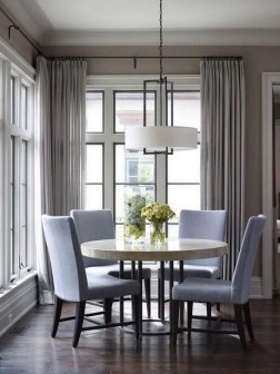 Amazing Dining Room Design Ideas With French Style 25
