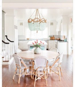Amazing Dining Room Design Ideas With French Style 51