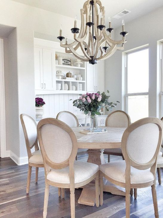 Amazing Dining Room Design Ideas With French Style 53
