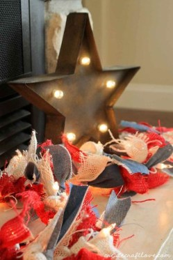 Awesome 4th Of July Home Decor Ideas On A Budget 07