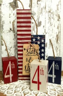 Awesome 4th Of July Home Decor Ideas On A Budget 19