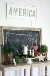 Awesome 4th Of July Home Decor Ideas On A Budget 36