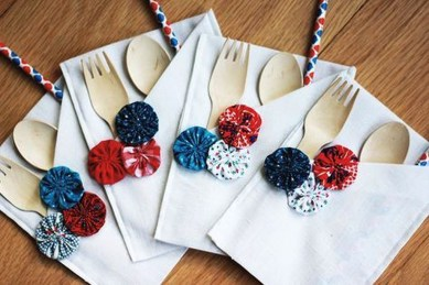 Best DIY 4th Of July Decoration Ideas To WOW Your Guests 27