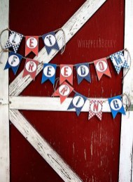 Best DIY 4th Of July Decoration Ideas To WOW Your Guests 29