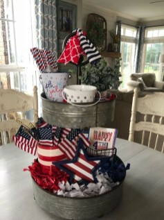 Best DIY 4th Of July Decoration Ideas To WOW Your Guests 37