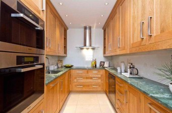 Contemporary Wooden Kitchen Cabinets For Home Inspiration 01
