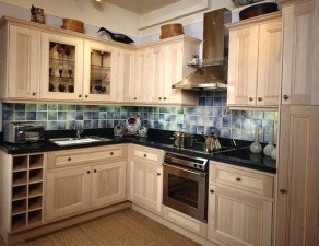Contemporary Wooden Kitchen Cabinets For Home Inspiration 14