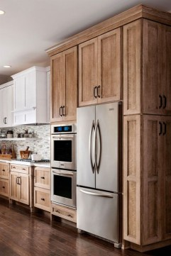 Contemporary Wooden Kitchen Cabinets For Home Inspiration 16