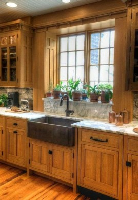 Contemporary Wooden Kitchen Cabinets For Home Inspiration 38
