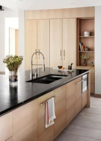 Contemporary Wooden Kitchen Cabinets For Home Inspiration 50