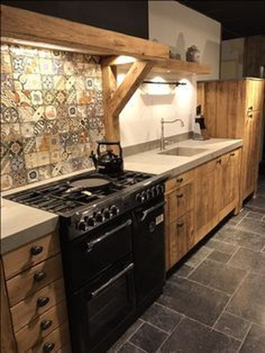 Contemporary Wooden Kitchen Cabinets For Home Inspiration 60