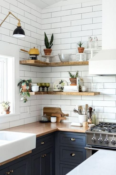 Cozy Small Kitchen Design Ideas On A Budget 50