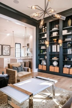 Creative Lighting Decor Ideas For Living Room Design 09