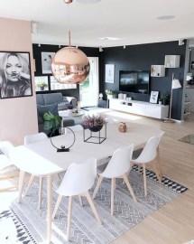 Creative Lighting Decor Ideas For Living Room Design 38