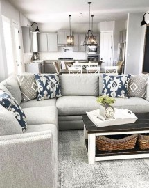 Creative Lighting Decor Ideas For Living Room Design 41