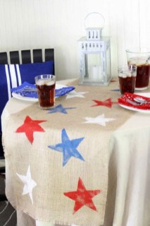 Easy And Cheap DIY 4th Of July Decoration Ideas 01