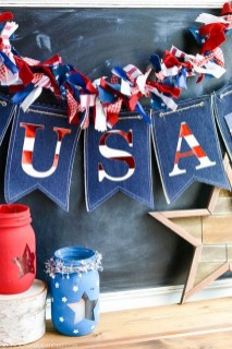 Easy And Cheap DIY 4th Of July Decoration Ideas 02