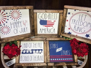 Easy And Cheap DIY 4th Of July Decoration Ideas 12