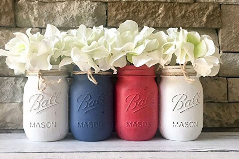 Easy And Cheap DIY 4th Of July Decoration Ideas 44