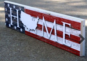 Easy And Cheap DIY 4th Of July Decoration Ideas 49